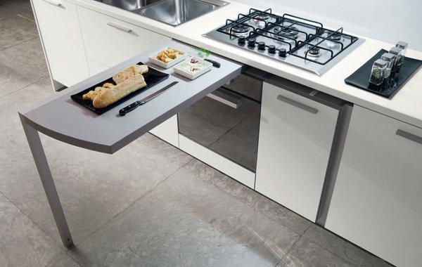 Emejing Tavoli A Scomparsa Cucina Pictures - Home Interior Ideas ...