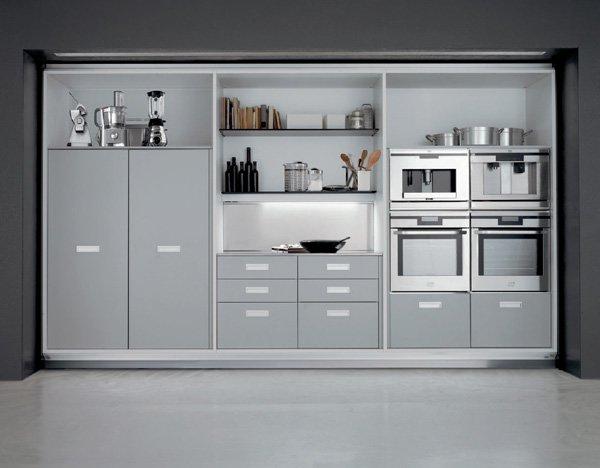 Mobili per cucina: Cucina Monos [b] da Del Tongo