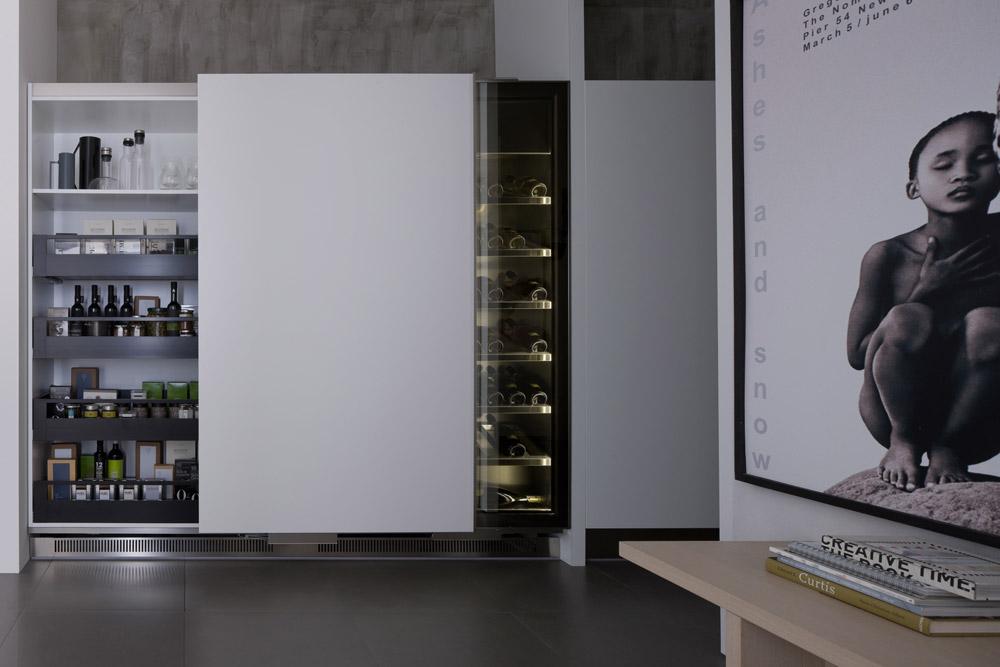 Mobili per cucina cucina gamma b da arclinea for Gamma mobili bari