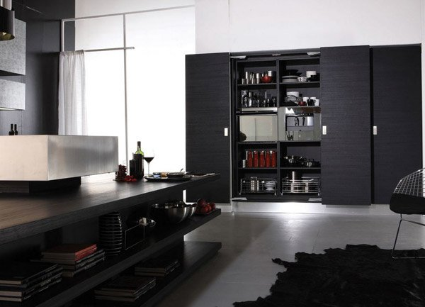 Cucine Scavolini Rovigo : Mobili per cucina aqua da grattarola