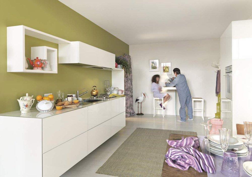 Negozio Zona Cucina Cucina Completa Elettrodomestici Rex Nuov Pictures ...