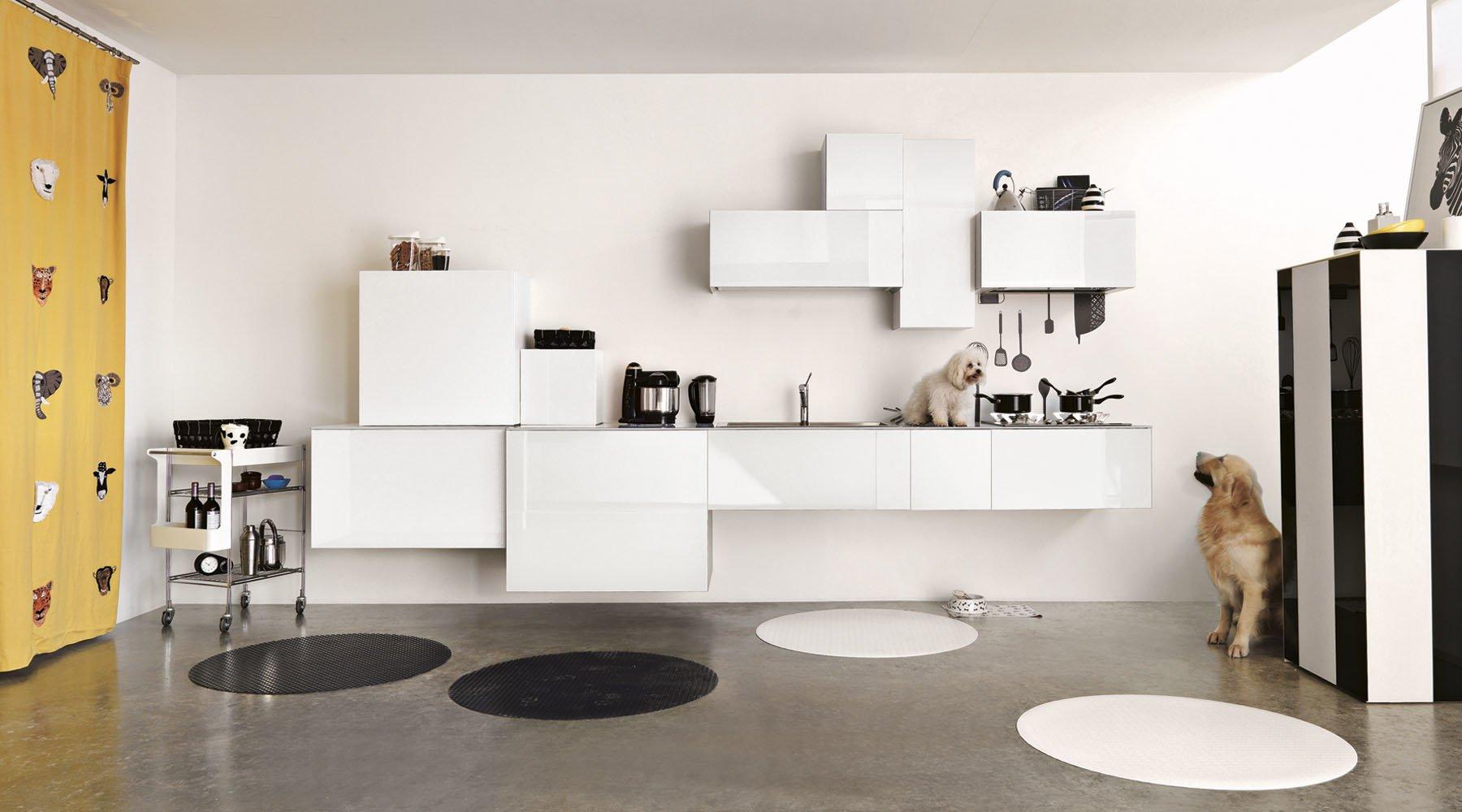 Mobili per cucina cucina 36e8 da lago - Lago mobili catalogo ...