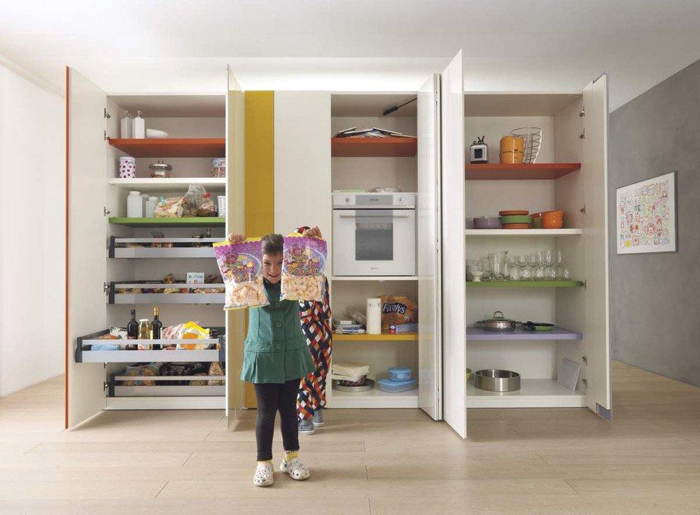 Mobili per cucina cucina 36e8 da lago for Tomassini arredamenti terni