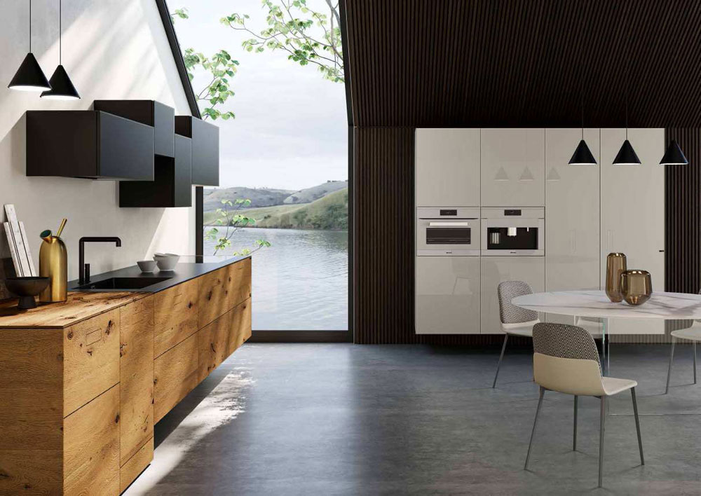 modular kitchens: kitchen 36e8 wildwood kitchen [a]lago