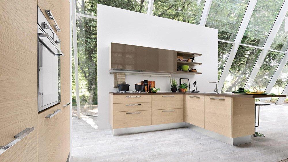 Cucine Lube Genova Corso Perrone : Mobili per cucina pamela a da lube cucine