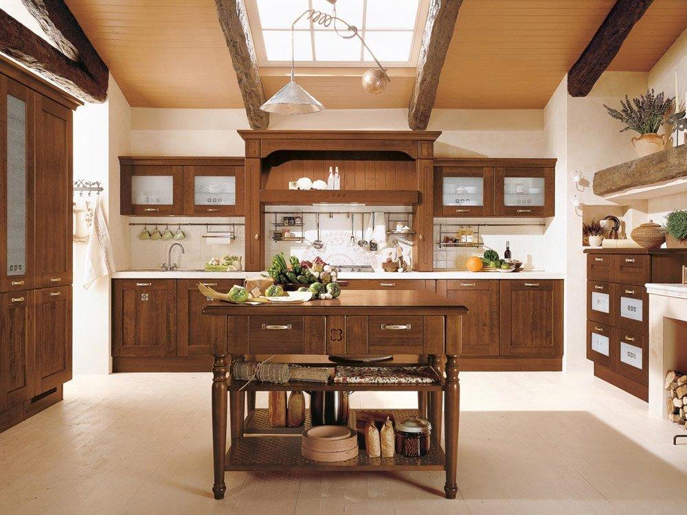 Mobili per cucina cucina erica da lube cucine - Mobili per cucina ...