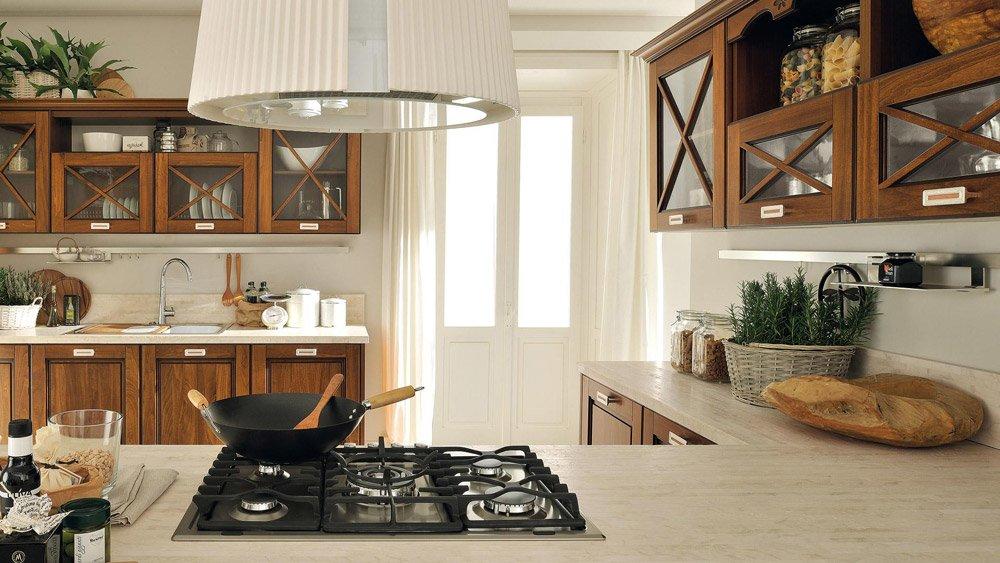 Mobili per cucina cucina agnese b da lube cucine - Cucina lube agnese prezzo ...