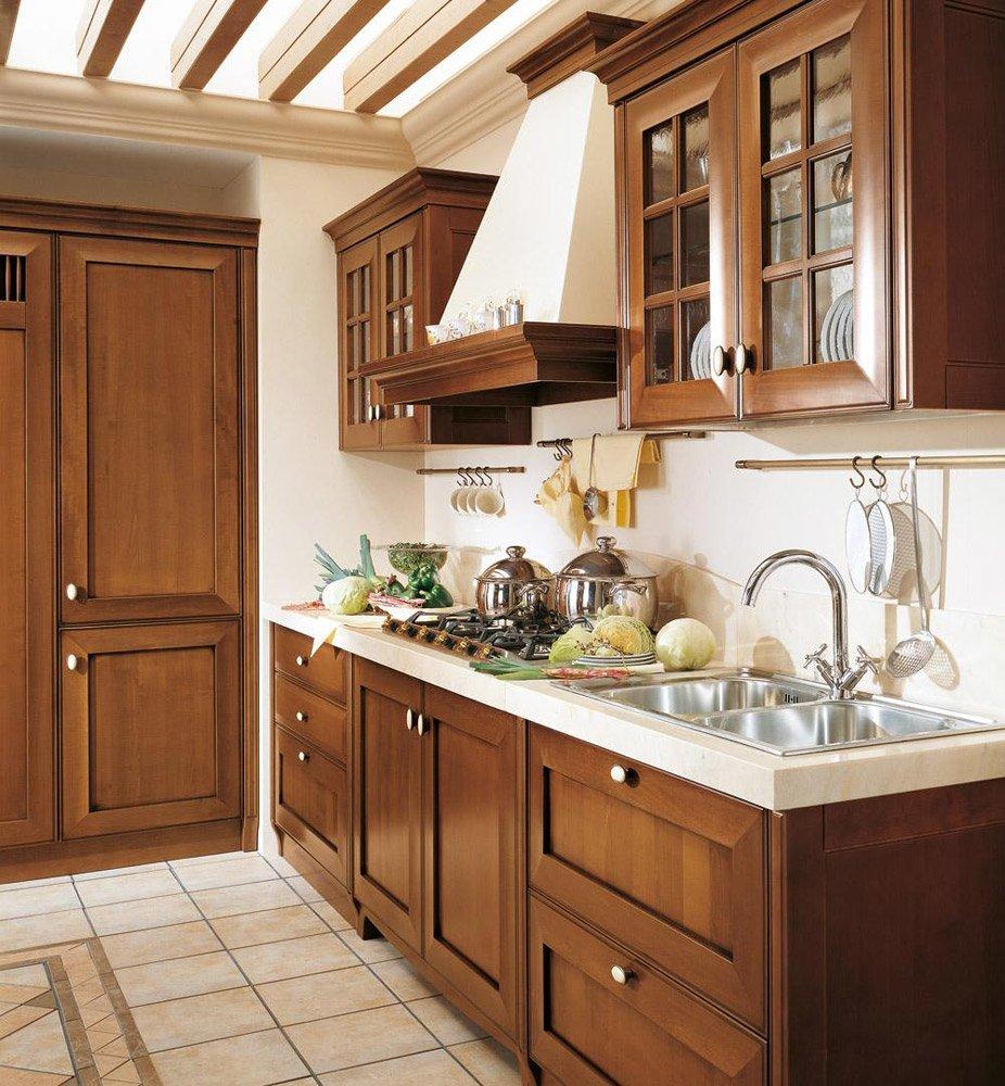 Mobili per cucina: Cucina Velia Ciliegio da Lube Cucine