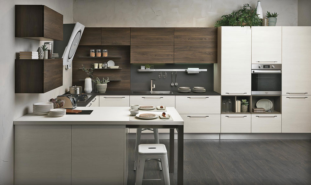 Cucine moderne grancasa la scelta giusta variata sul - Gran casa cucine ...