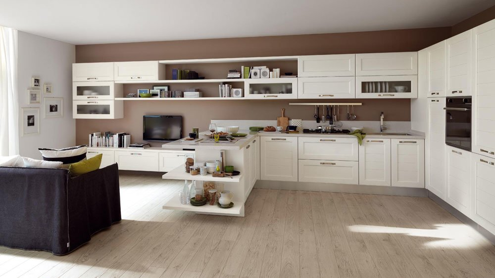 Mobili Per Cucina: Cucina Claudia [A] da Lube Cucine