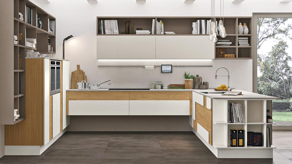 Mobili per cucina cucina creativa da lube cucine for Cucina creativa