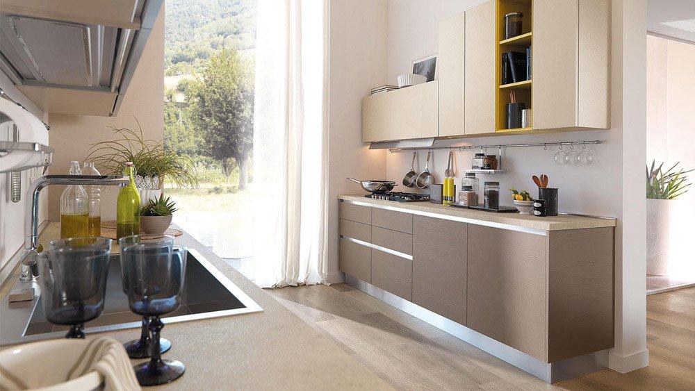 Mobili Per Cucina Cucina Essenza Da Lube Cucine