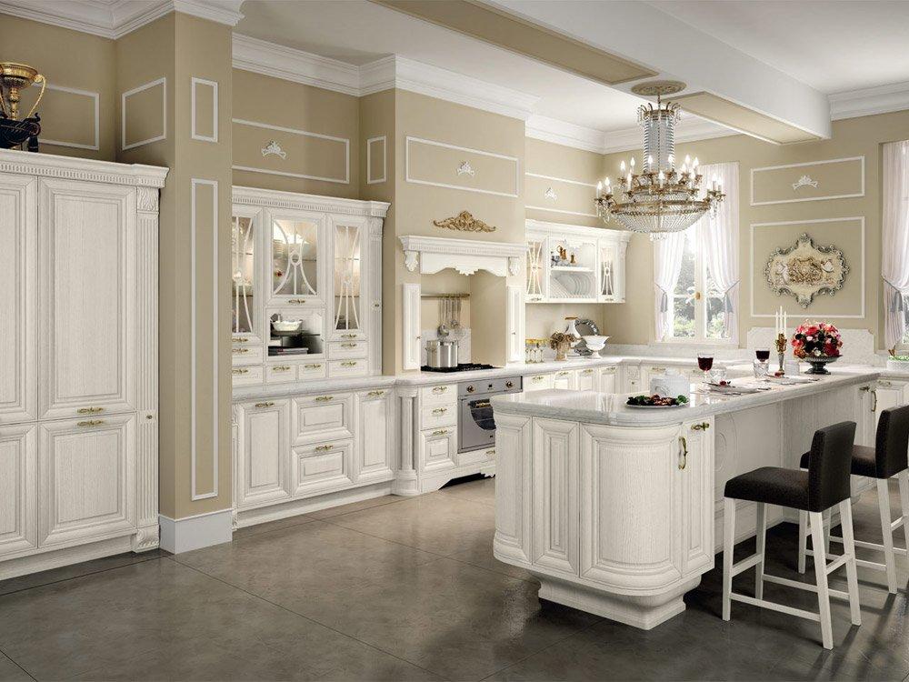 Mobili per cucina: Cucina Pantheon [a] da Lube Cucine