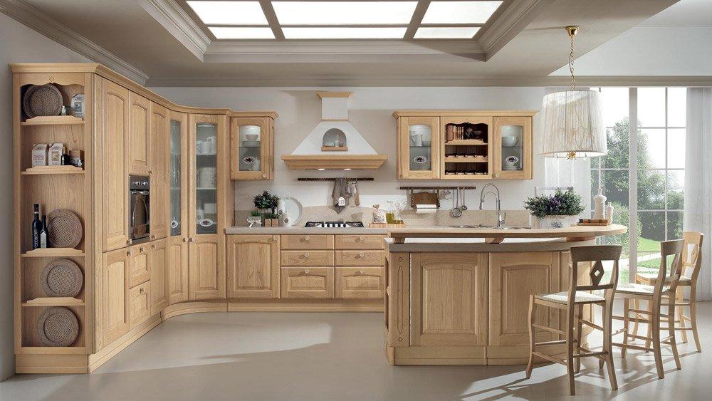 Mobili per cucina cucina veronica b da lube cucine - Mobili per cucina ...