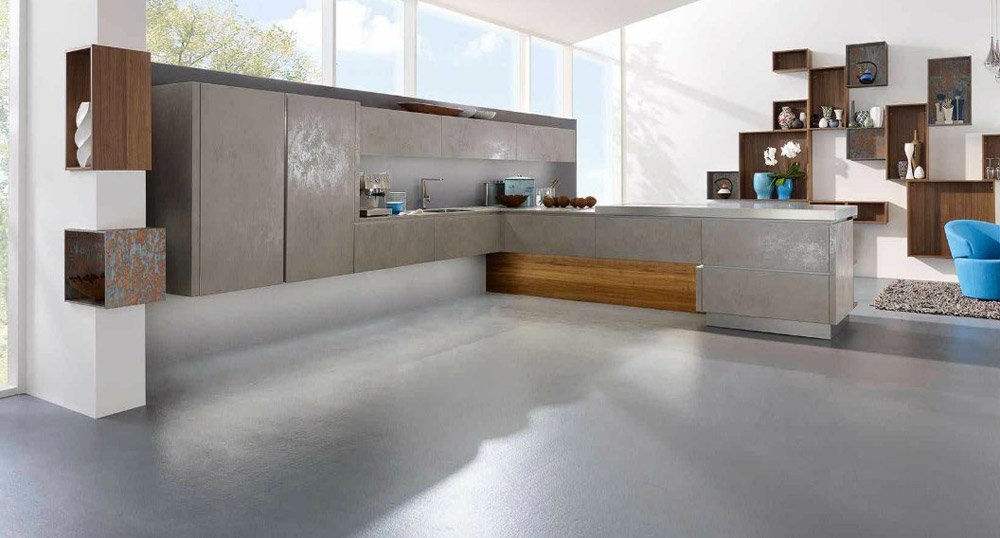 Mobili per cucina cucina alnostar cera da alno - Strato cucine outlet ...