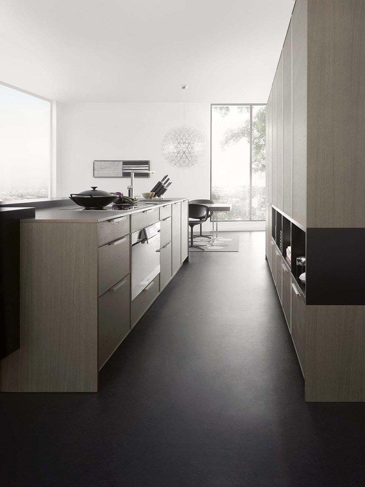 Mobili Per Cucina Cucina Frame H Da Leicht