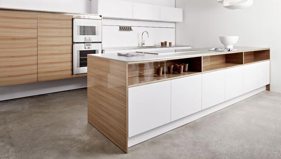 eggersmann k chenm bel k che modern edelstahl ulme. Black Bedroom Furniture Sets. Home Design Ideas