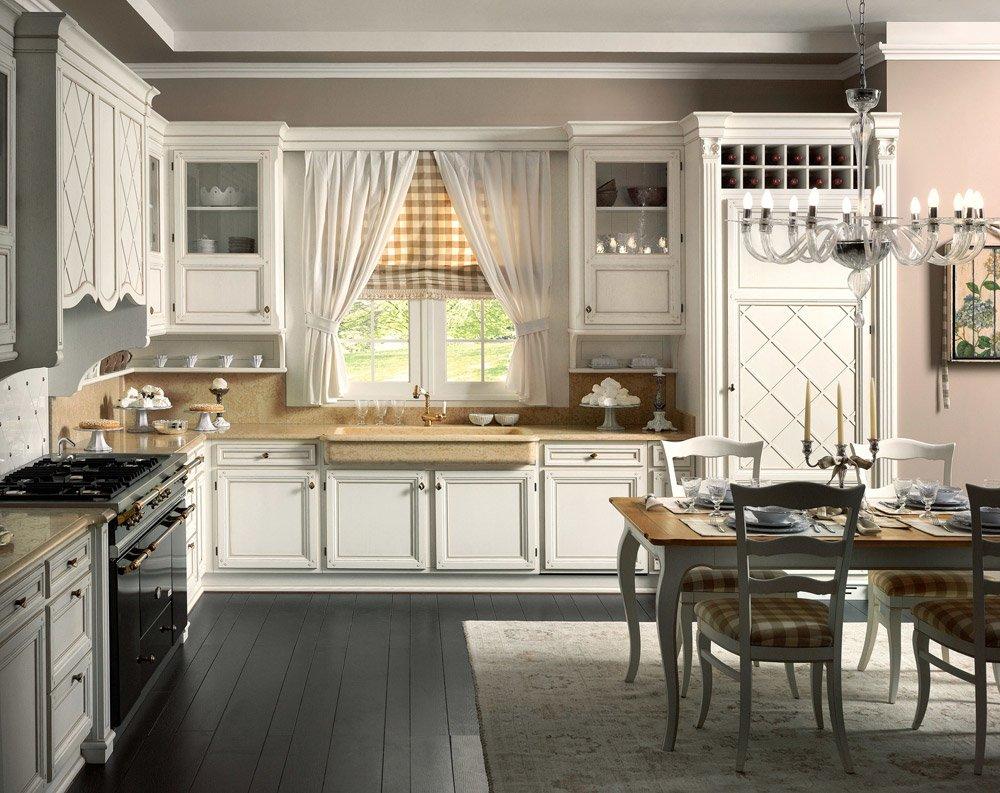 Mobili per cucina cucina monterey excelsa da l 39 ottocento - L ottocento mobili ...