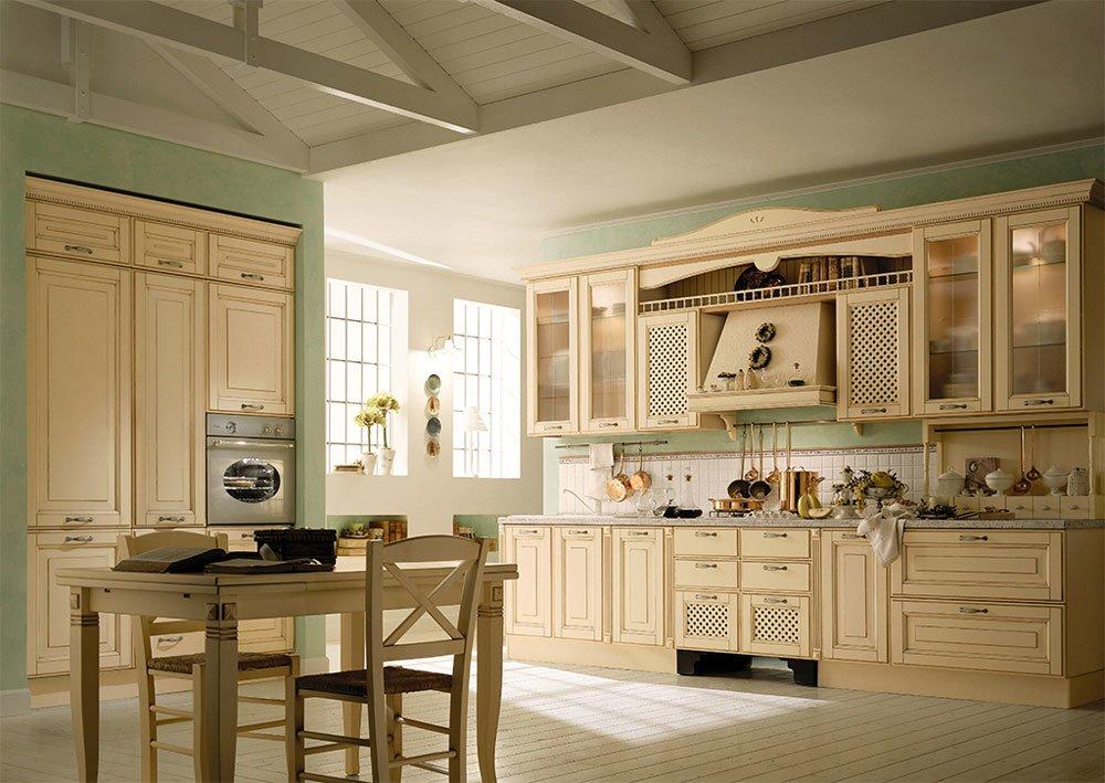 Mobili per cucina cucina provenzale b da aran cucine - Provenzale mobili ...