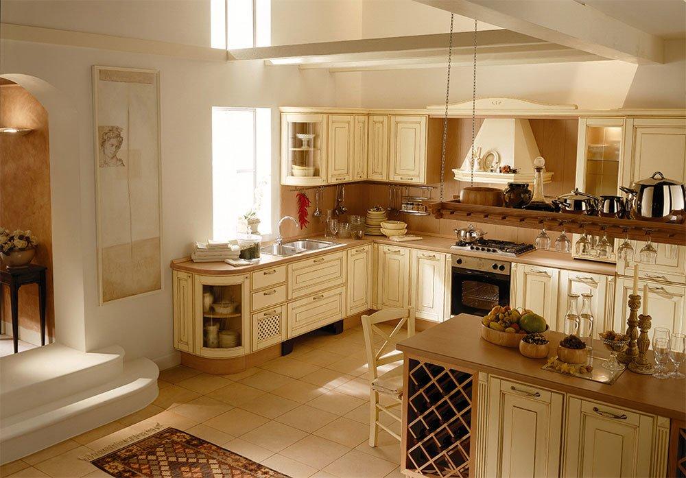 mobili per cucina cucina provenzale b da aran cucine