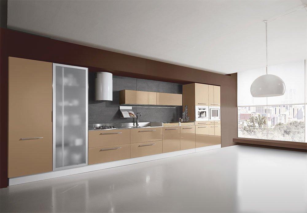 Mobili per cucina cucina doga flat da aran cucine - Aran cucine roma ...