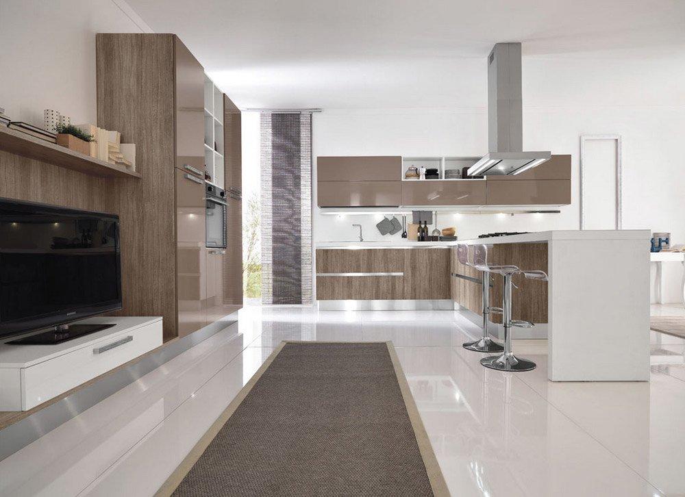 Mobili per cucina cucina terra b da aran cucine - Aran cucine catalogo ...