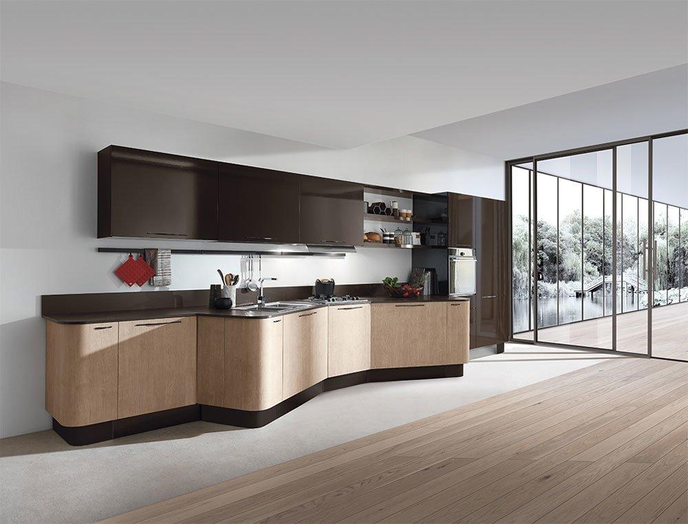 Mobili per cucina cucina penelope b da aran cucine - Mobili per cucina ...