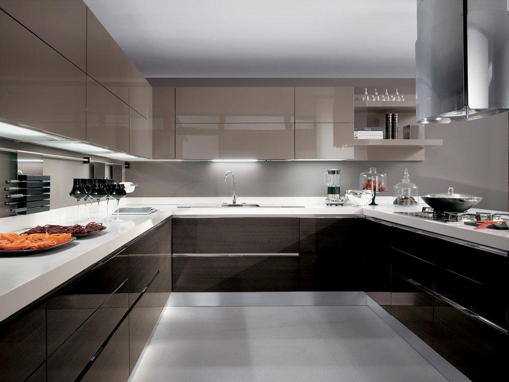 Mobili per cucina cucina scenery b da scavolini - Mobili per cucina ...