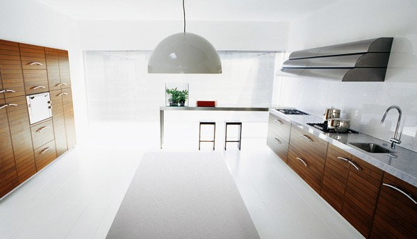 Meubles de cuisine cucina solaro par schiffini - Schiffini cucine ...