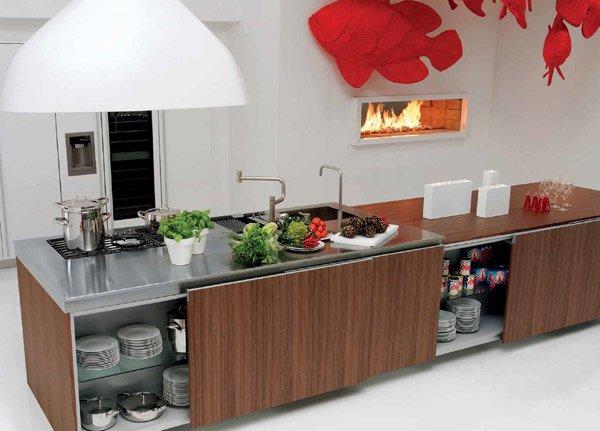 Mobili per cucina cucina spezie c da schiffini - Schiffini cucine ...