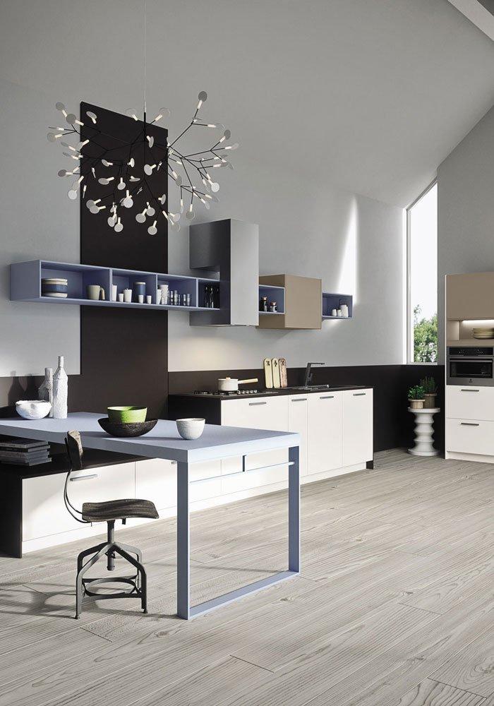 Mobili da cucina snaidero decora la tua vita for Mobili per cucinino