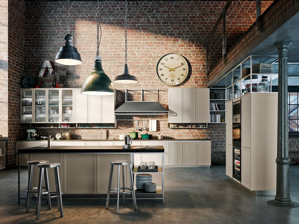 Awesome Vendita Cucine Industriali Contemporary - Ideas & Design ...