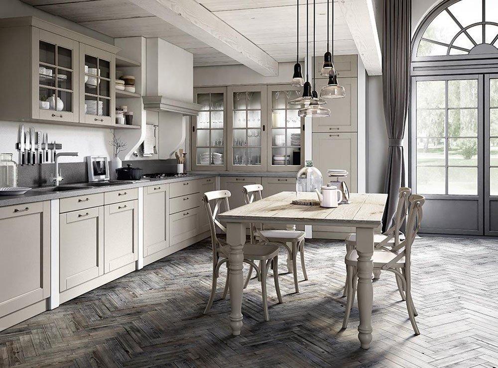 Mobili per cucina cucina old asolo da spagnol cucine for Outlet webmobili