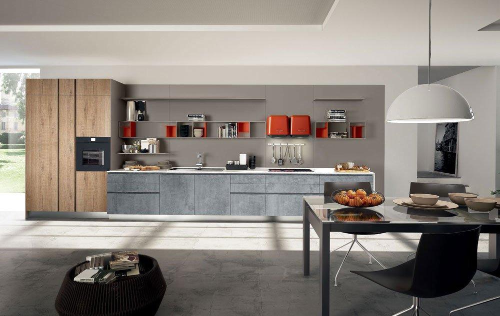 Cucine componibili livorno idea creativa della casa e for Arredamenti treviglio