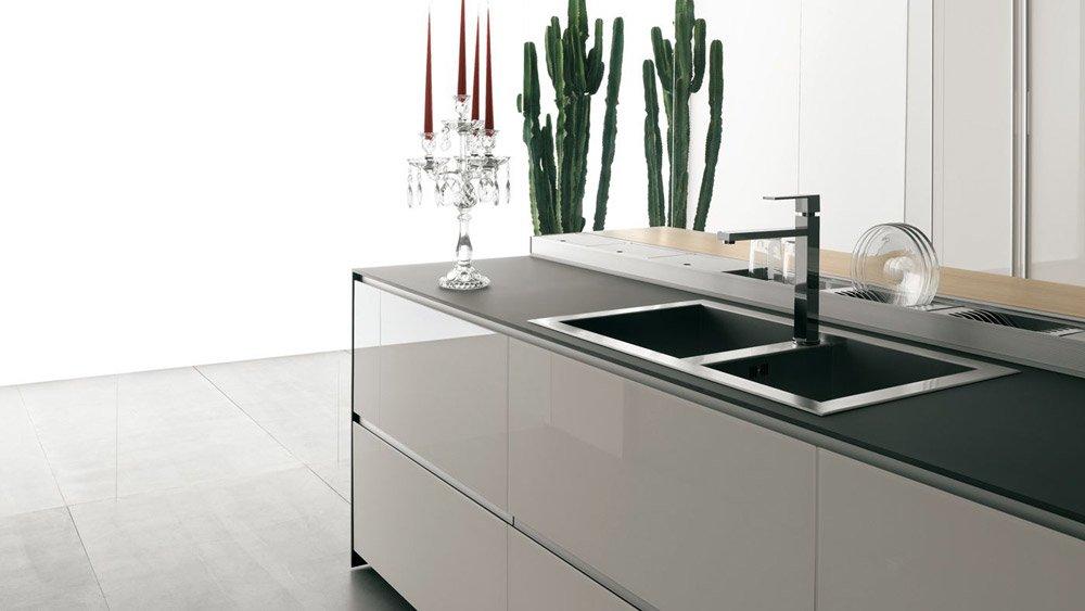 kitchen artematica vitrum g
