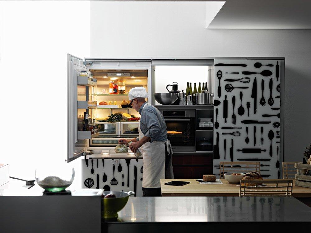 valcucine küchenmöbel küche artematica [d] | designbest, Kuchen