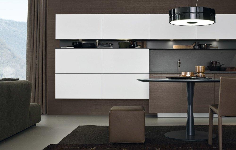 Modular kitchens kitchen my planet a by varenna poliform for Poliform kitchen designs