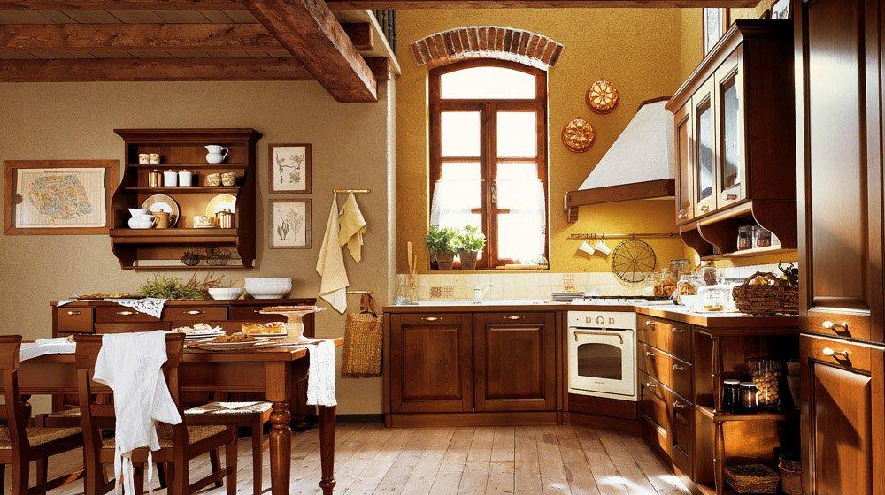 Mobili per cucina cucina verdiana da veneta cucine for Veneta cucine bolzano