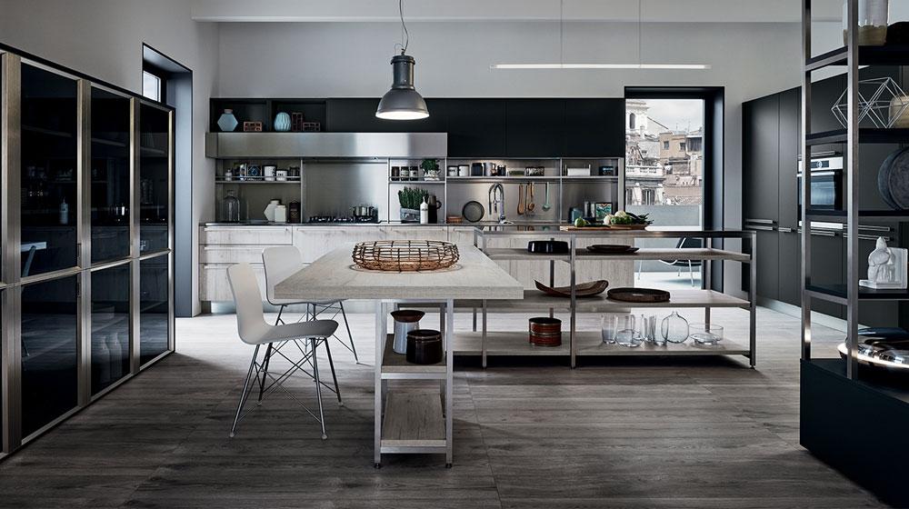 Mobili Per Cucina Cucina Ethica Da Veneta Cucine