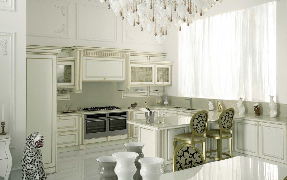 Mobili per cucina cucina mirabeau da veneta cucine for Veneta cucine bolzano