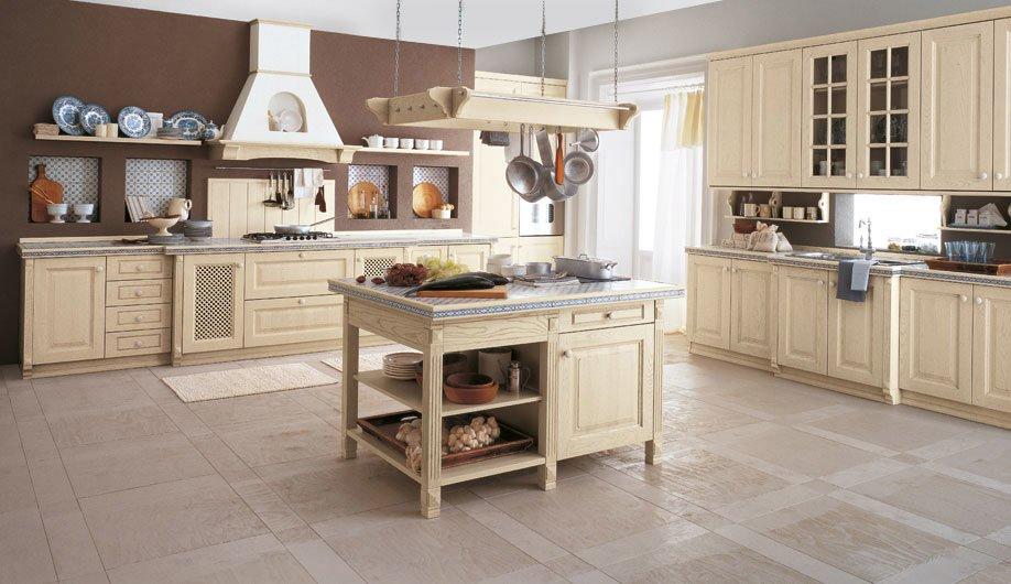 Mobili per cucina cucina monica da arrex 1 for Pittura per cucina classica