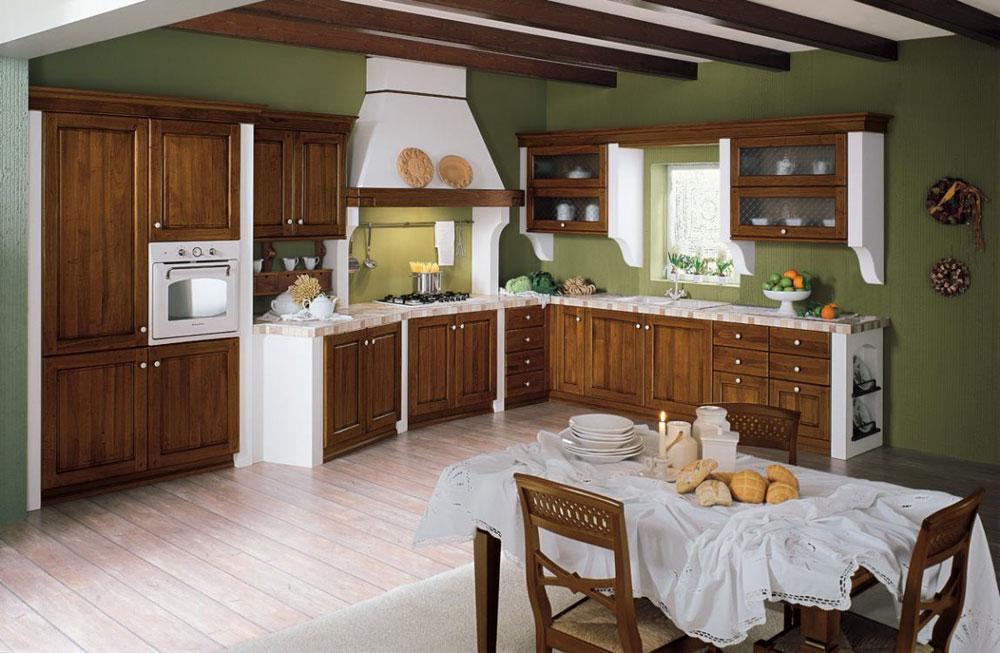 Mobili per cucina cucina tiffany da arrex 1 for Mobili tiffany