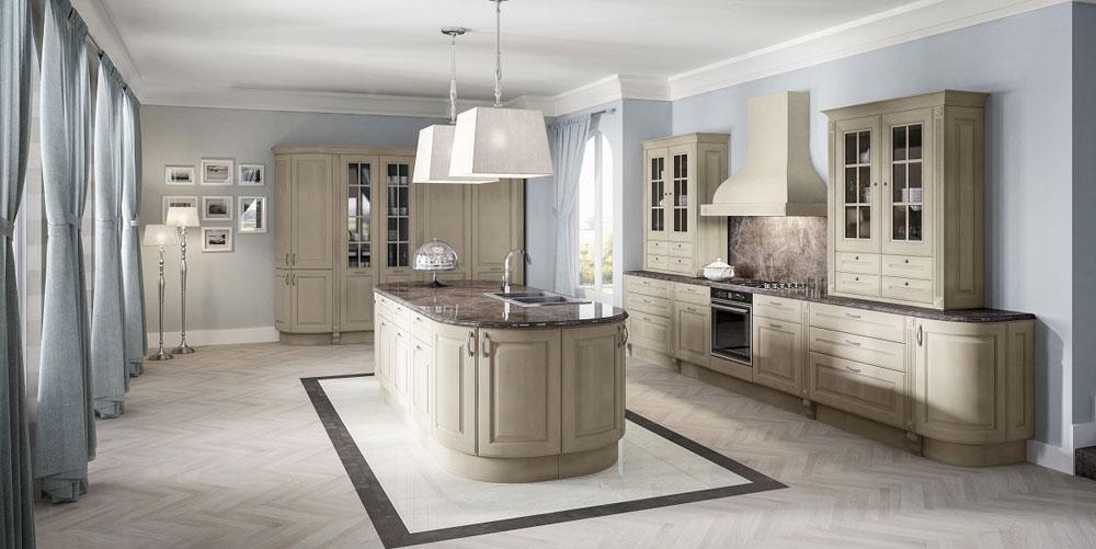 Mobili per cucina: Cucina Athena da Berloni