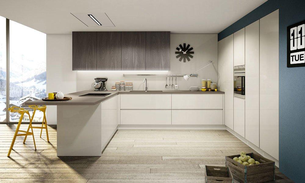 Mobili per cucina cucina brera da berloni - Paoletti mobili roma ...