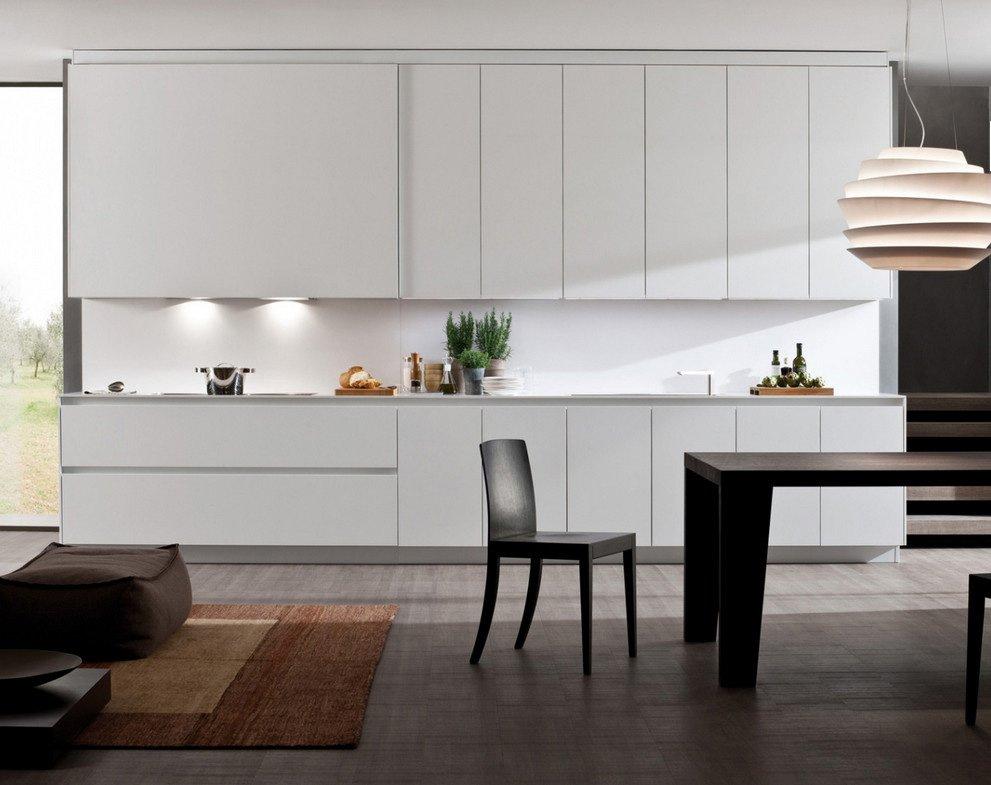 Mobili per cucina cucina pura da bva design for Mobili per cucinino