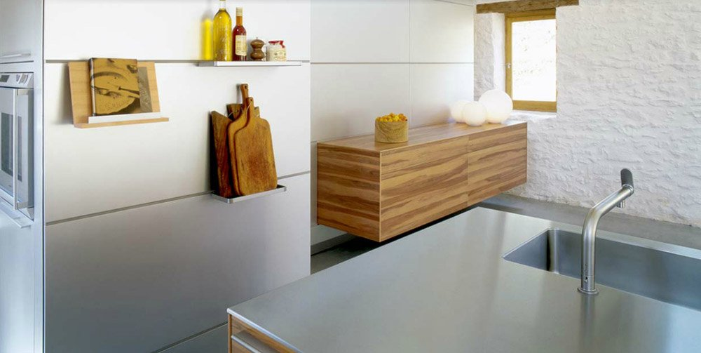 Modular kitchens kitchen bulthaup b3 e by bulthaup - Bulthaup en ...