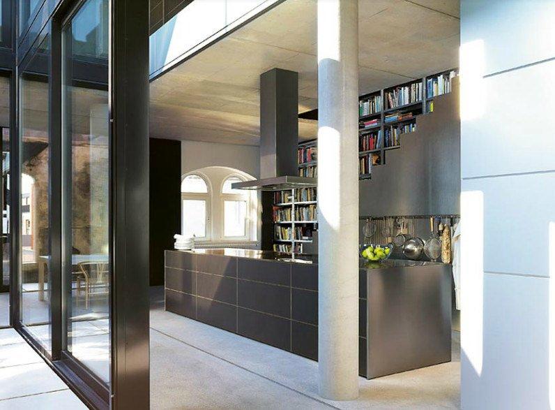 bulthaup k chen hannover neuesten design. Black Bedroom Furniture Sets. Home Design Ideas