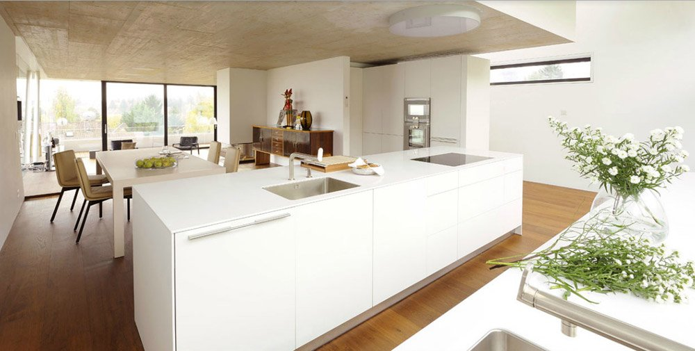 Modular Kitchens Kitchen Bulthaup B3 F By