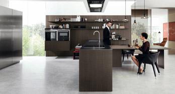 Cucina FiloAntis33 FiloFree Steel