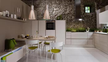 Kitchen Clarity and Lightness
